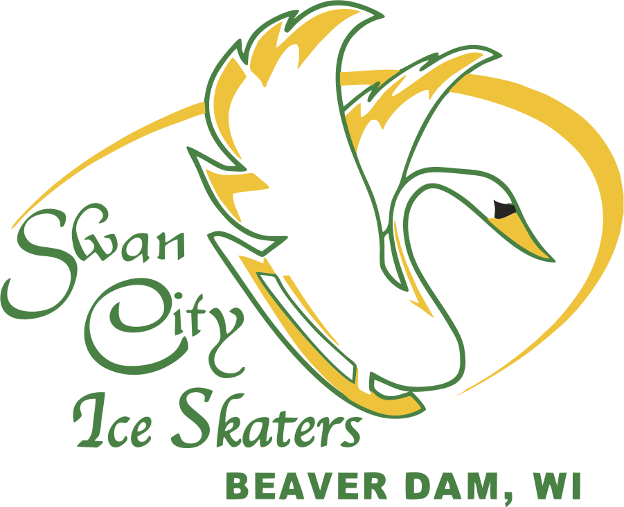Beaver Dam Swan City Skaters logo